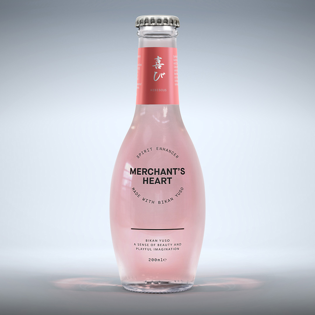 Merchants Heart - Tonic Water | SuperBlimp
